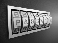 Password code lock