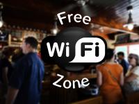Free WiFi, Public WiFi